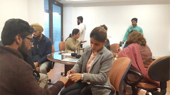 corporate wellness program in India